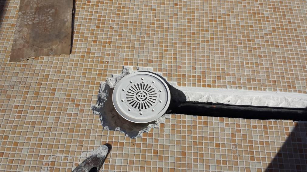 Recherche et r paration de fuites d eau dans une piscine r novation de piscine marseille 13015 - Entretien piscine marseille ...